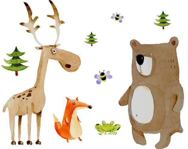 детские загадки про животных