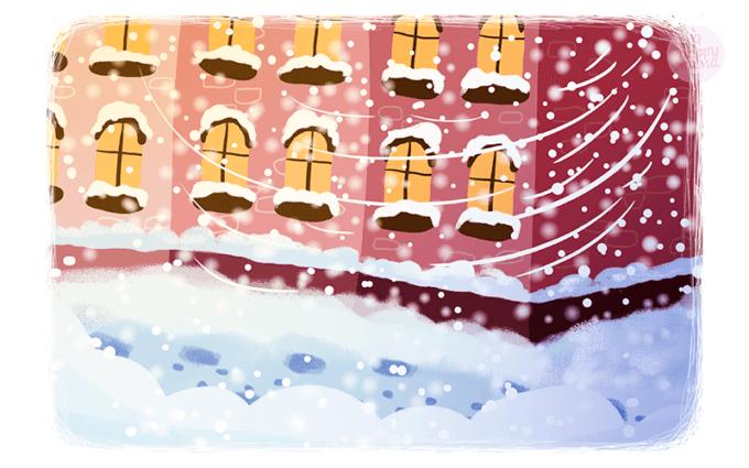 Стихи про зиму для детей Я happy МАМА