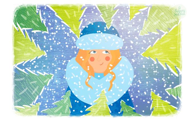 Ох какая снегурка я ее трахну