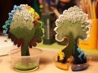 Выращиваем кристаллы