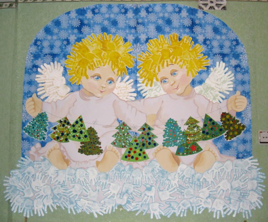 ангелы ярко