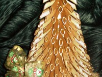 Новогодние макаронные фантазии