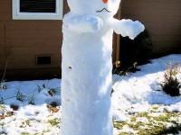 Креативные снеговики для хорошего настроения