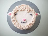 Украсить новогодний торт? Легко!