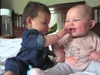 Как дети общаются на своем языке