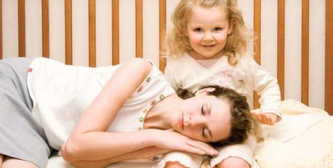 Как маме открыть второе дыхание, когда силы на исходе