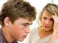 Как общаться с сыном подростком