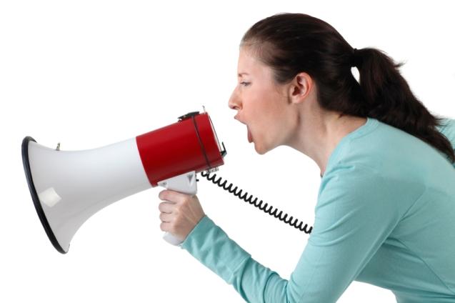 учимся не кричать