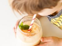 Полезный и вкусный апельсиновый напиток для детей и взрослых