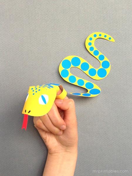 бумажная змея2