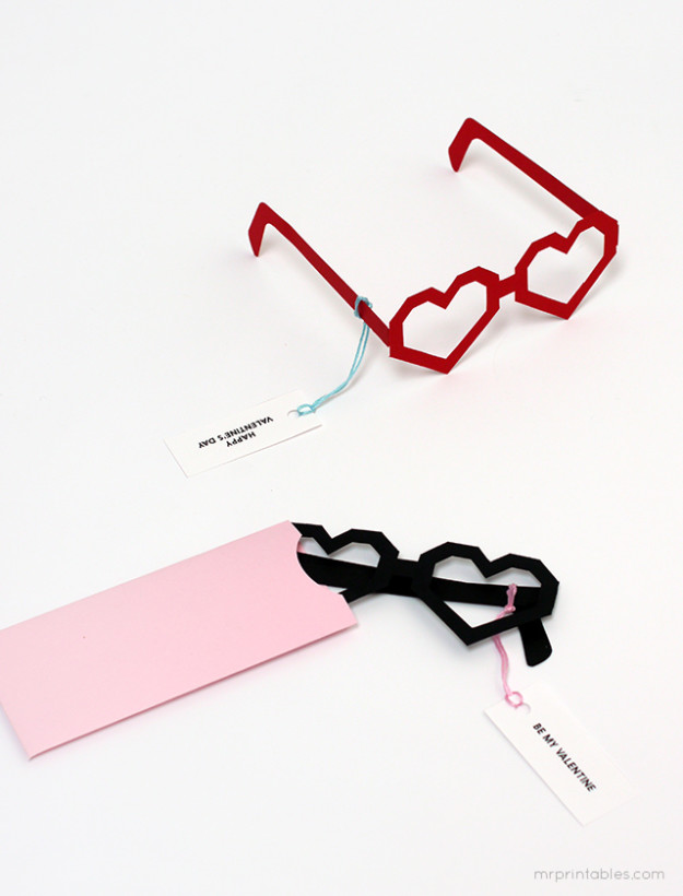 картонные очки4