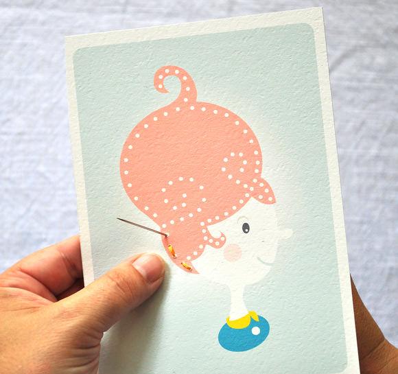 вышитые открытки3