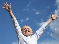 Как научить ребенка не сдаваться?