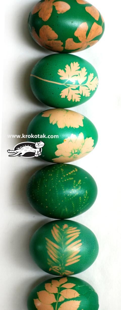 Как сделать приготовление к Пасхе интересным? Необычная окраска яиц