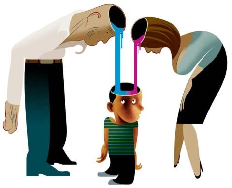 Стереотипы воспитания, которые усложняют жизнь