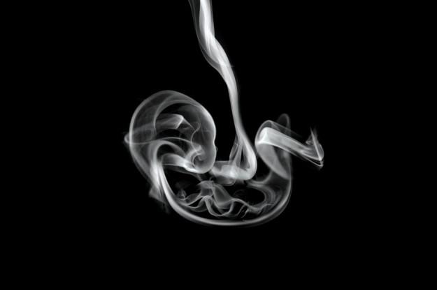 влияние курения на плод