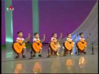 Большие гитары, маленькие дети