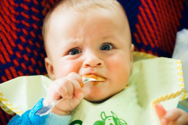 как давать ребенку мясо