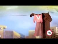 Маленький короткометражный мультик о папе
