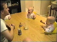 """Мастер класс """"Как рассмешить четверых!!! близнецов"""""""