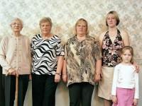 Несколько поколений на одном фото
