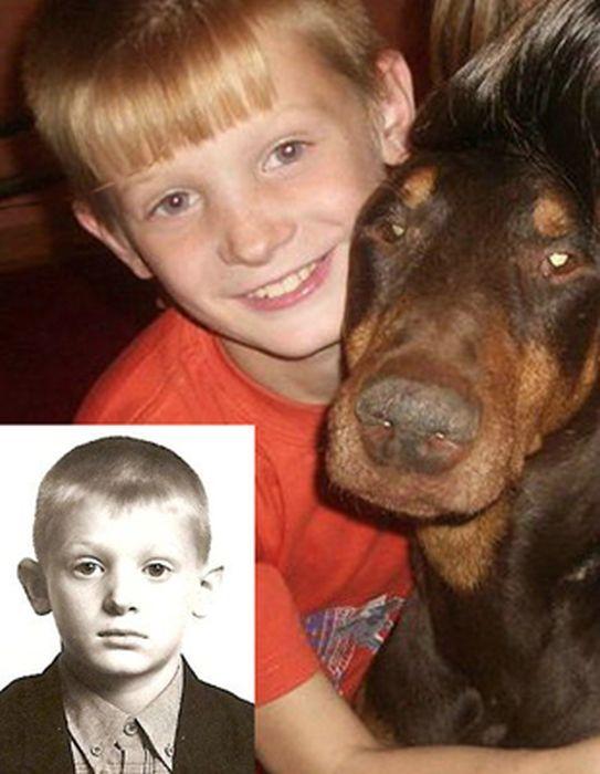 дети до и после усыновления 12