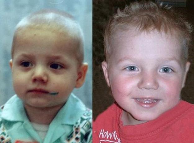 дети до и после усыновления 13