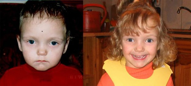 дети до и после усыновления 21