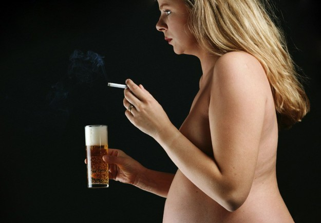 можно ли пить алкоголь беременным