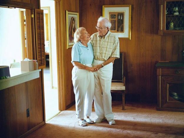 50 лет совмесной жизни