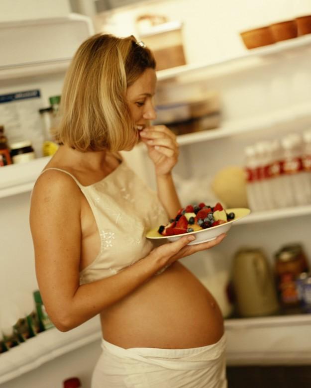 Диета беременной рецепт