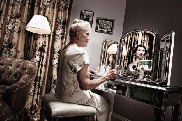 пожилые люди опять молоды