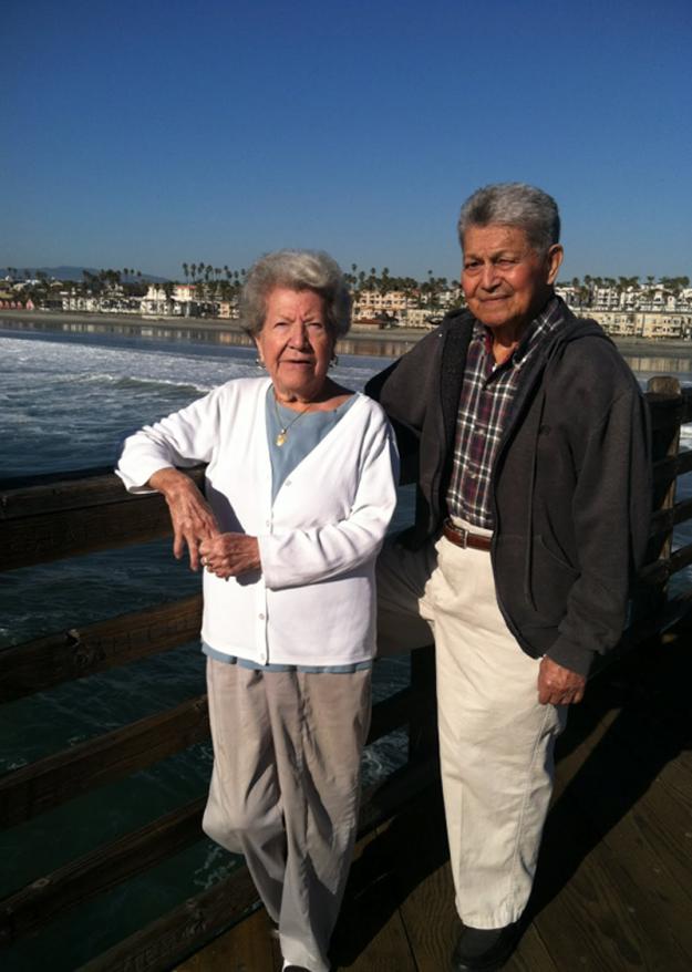 Они вместе уже 60 лет