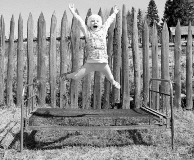 Детство в Советском Союзе