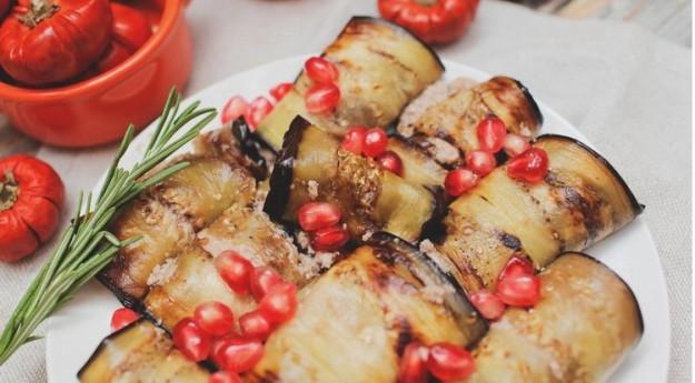 баклажаны в ореховом соусе