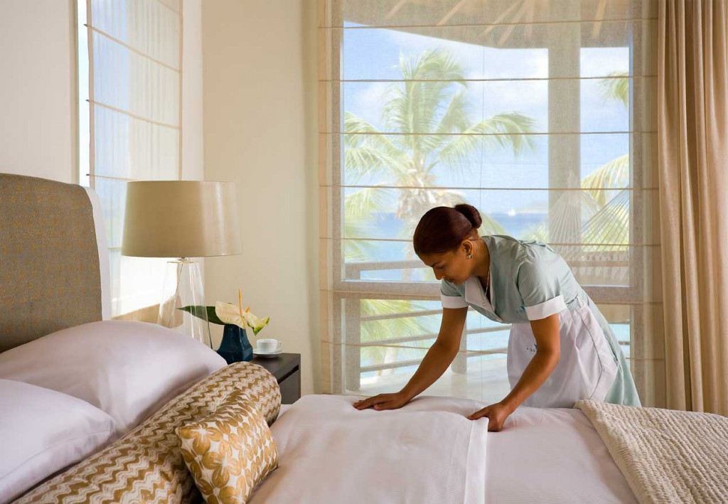 hotel and housekeeping department Keeping it clean – tips for improving housekeeping ensuring the department operates at the highest as a leader in the hotel and resort housekeeping.
