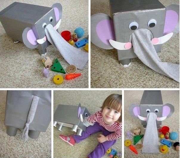 Сделать своими руками игрушку для сенсорики