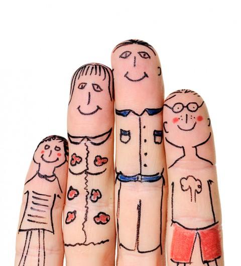 27 пальчиковых игр для малышей