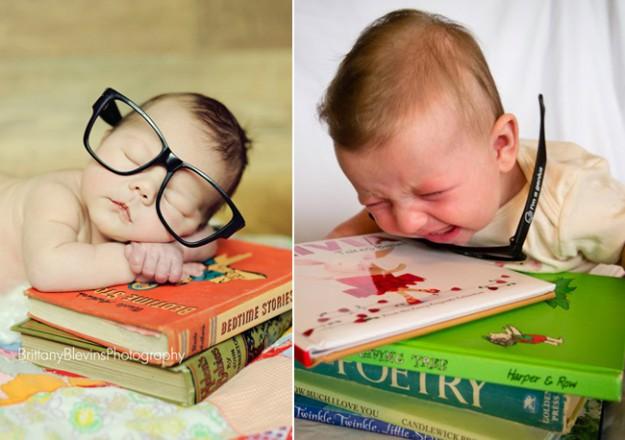 когда фотосессия ребенка не удалась