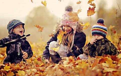 10 пунктов осеннего плана «Успеть до зимы c ребенком»