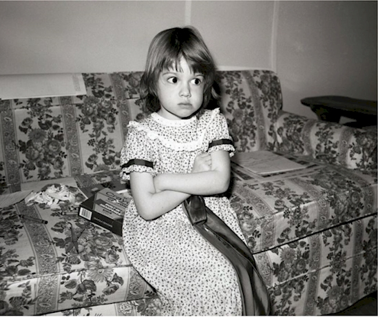 1981 - девочка растет не подням, а по часам