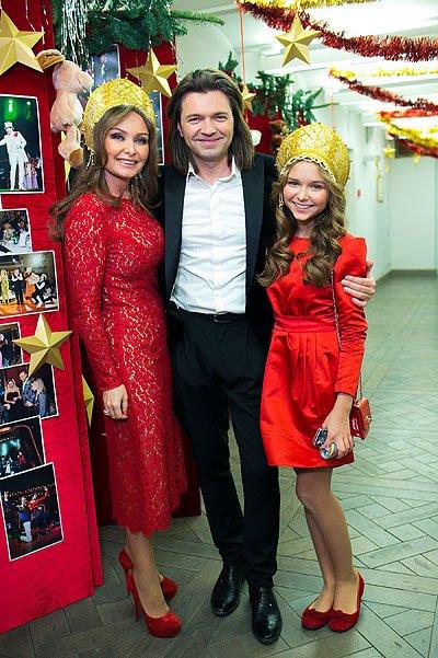 Дмитрий Маликов и его Стефания
