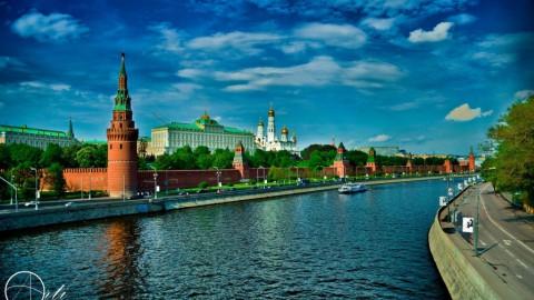 Москва летом — прекрасна!