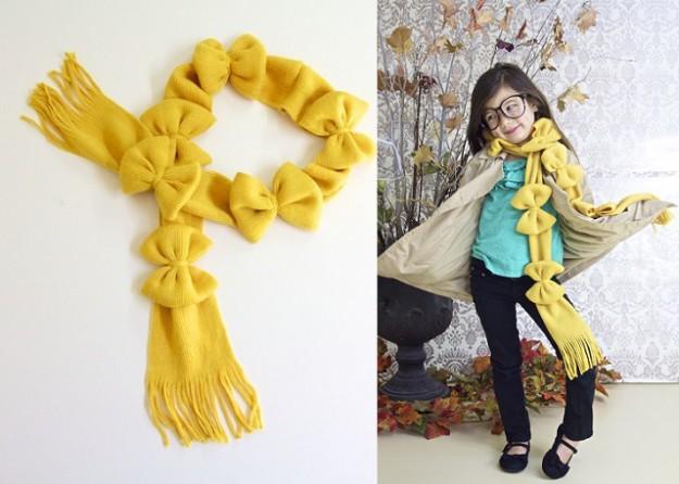 милый шарф