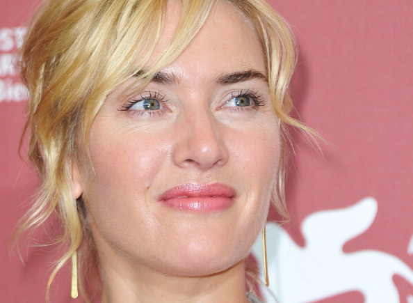 "VENICE, ITALY - SEPTEMBER 01: Actress Kate Winslet poses at the ""Carnage"" photocall during the 68th Venice Film Festival at the Palazzo Del Cinemaon September 1, 2011 in Venice, Italy. (Photo by Pascal Le Segretain/Getty Images)"