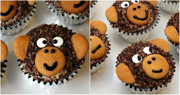 Кексы-обезьянки - актуально в этом году