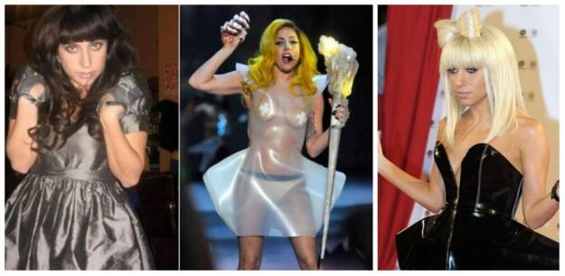 В начале своей карьеры Леди Гага неудачно подбирала образы. А сейчас ее эпатажность выглядит стильно и женственно