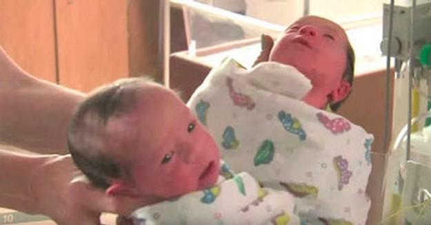 близнышки