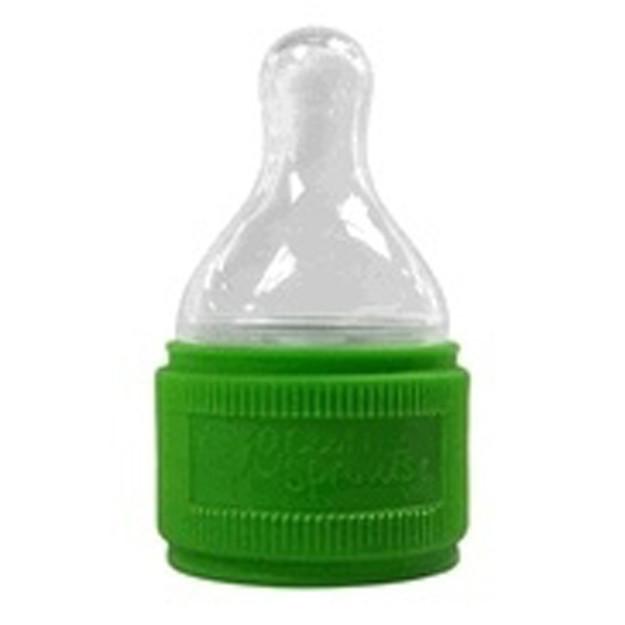 Адаптер превратит любую вашу бутылку в бутылочку для малыша