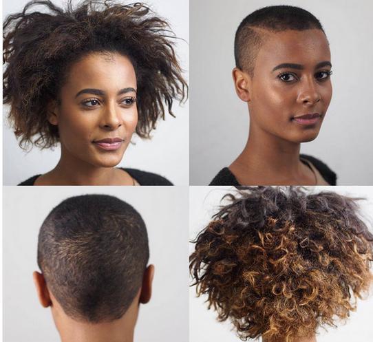 Если у вас красивые черты лица - самое время попробовать смелый вариант. Это еще и полезно для волос
